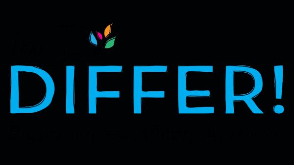 how I DIFFER Logo